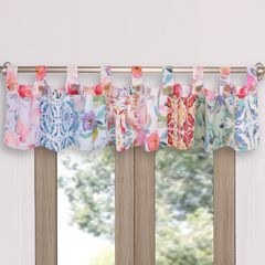 Joanna's Garden Window Valance by Greenland Home Fashions,