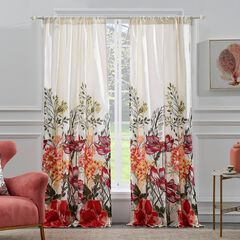Meadow Curtain Panel Pair by Barefoot Bungalow,