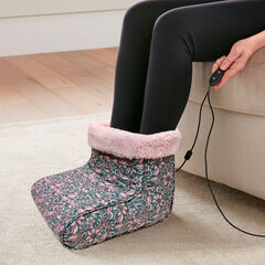 Microflannel Foot Warmers,