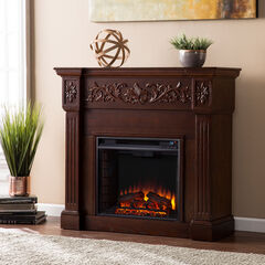 Calvert Electric Fireplace,