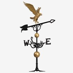 """46"""" Eagle Weathervane,"""