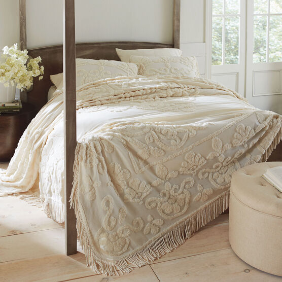 Holden Chenille Bedspread,