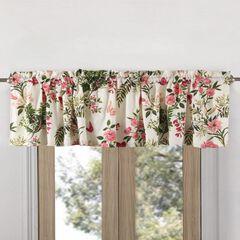 Butterflies Window Valance ,