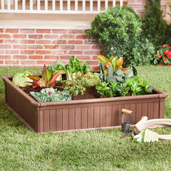 4' x 4' Raised Garden Bed,