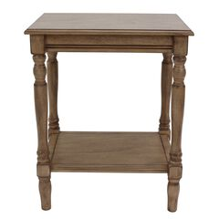 Sahara End Table by J. Hunt,
