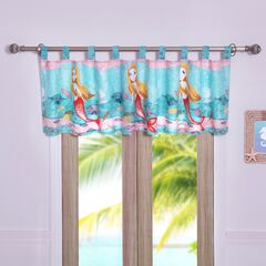 Mermaid Window Valance by Greenland Home Fashions,