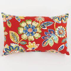 20' x 13' Lumbar Pillow, DAELYN CHERRY