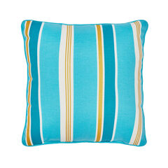 "16"" Sq. Toss Pillow, HAMPTON STRIPE"