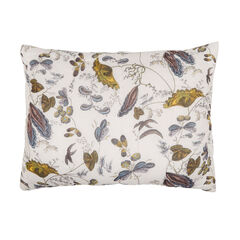 Emmaline Botanical Sham, WHITE MULTI
