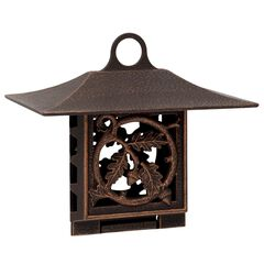 Oak Leaf Suet Feeder,