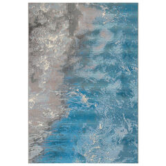 Liora Manne Marina Surf Indoor/Outdoor Rug,