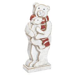 Polar Bear & Baby,