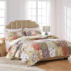 Blooming Prairie Quilt Set ,