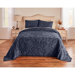 Paisley Chenille Bedspread Collection,