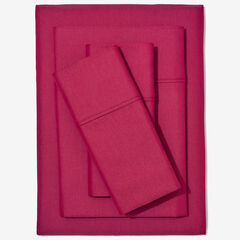 BH Studio 1000-TC. Sheet Set, MERLOT