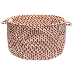 Stone Harbor Red Sapphire Basket,