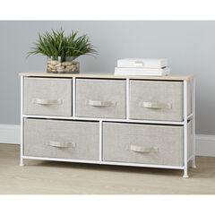 5-Drawer Storage Chest,