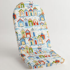 Adirondack Chair Cushion, BAYCOVE CABANA
