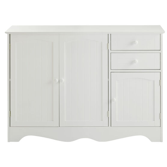 Cottage Kitchen Buffet Cabinet,
