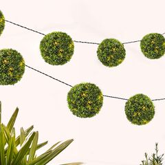 Ball Topiary String Lights,