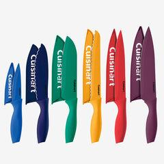 Cuisinart Advantage Color Collection 12-Pc. Knife Set,