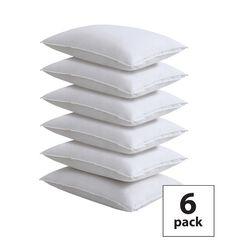 Fresh Ideas 6-Pack 100% Cotton Pillow Protectors,