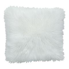Plush Accent Pillow,