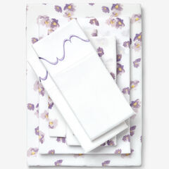 Nolita 6-Pc. Microfiber Sheet Set, ORCHID FLORAL