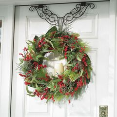 Outdoor Christmas Winterberry Set,