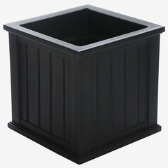 "20""Sq. Cape Cod Patio Planter,"