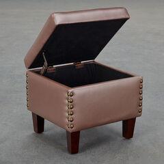 Vivian Storage Ottoman,