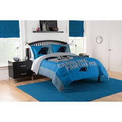 COMFORTER SET DRAFT-PANTHERS,