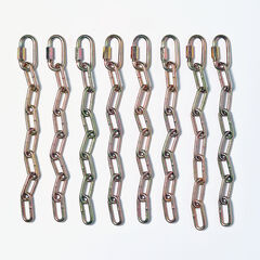 Roma Porch Swing 8-Pc. Extension Chain,
