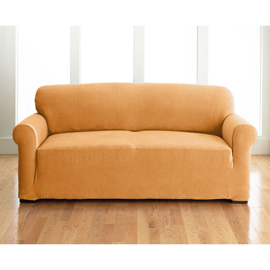 BH Studio Brighton Stretch Sofa Slipcover,