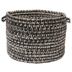 Shine Lace Black Multi Basket, BLACK