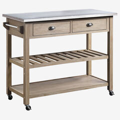 Alex Kitchen Island Cart,