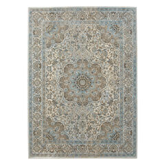 Small Traditional Overdye Rug,