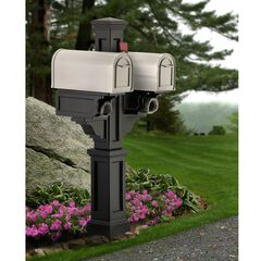 Rockport Double Mail Post,
