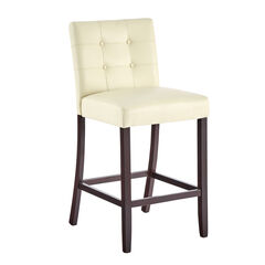 Aida Extra-Wide Bar Stool ,