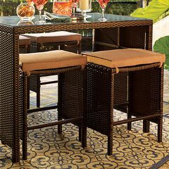 Set of 2 Southport Stools,