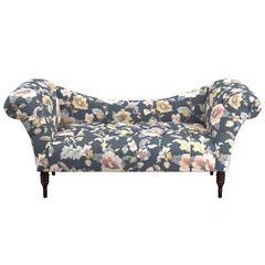 Tufted Chaise Lounge,