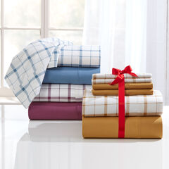 2-Pack Microfiber Sheet Set,