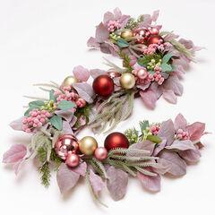 Blush Christmas Garland,