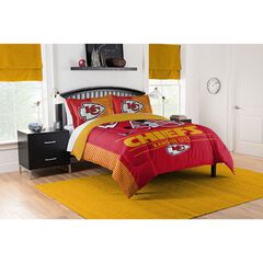 FULL/QUEEN COMFORTER DRFT-CHIEFS,