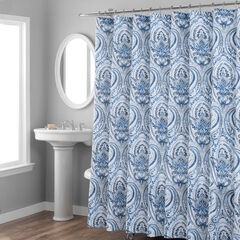 Nicole Miller Melina Shower Curtain,
