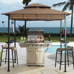 Grillzebo & Replacement  Canopy,