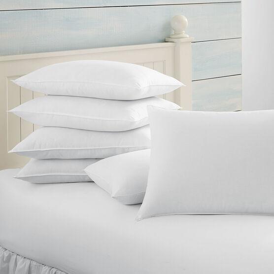 Ultra Fresh Jumbo 2-Pillow Pack , WHITE