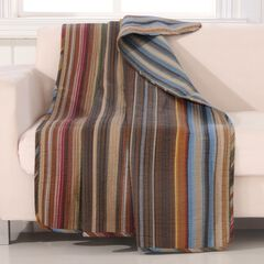 Greenland Home Fashions Durango Quilted Throw Blanket,