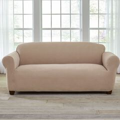BH Studio® Stretch Diamond Sofa Slipcover,