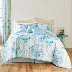Funky Floral 6-Pc. Comforter Set,